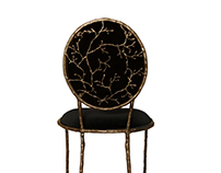ENCHANTED Dining Chair | By KOKET