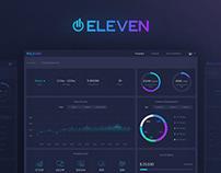 UX/UI design for digital marketing platform