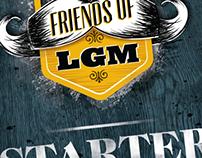 LGM - Movember Identity