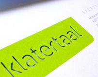 Klatertaal identity