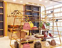 women boutique design LaLo shoes