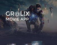 GR@L!X Movie App