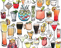 50 Things: Cocktails
