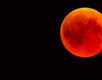 Moon Eclipse 07/2018