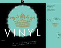 Bolsa Tienda Vinyl