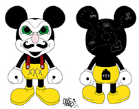 Mickey Mouse Toy Designs
