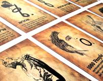 Musical Figures Typography - Aviv Geffen