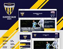 Ciliverghe Calcio - Website