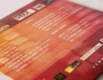 DVD compilado Locomotora Live Shock