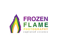 Frozen Flame Photography