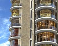 Apartment Project in Kalamış / Bagdat Street / İstanbul