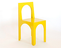 CLAUDIO CHAIR, by ARQUITECTURA-G