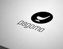 Pagomo :: Logo Case Study