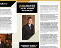 2012 Whelan Security Values Magazine