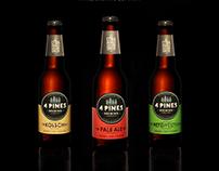 Beer Ad - 4 Pines
