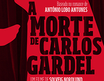"""A Morte de Carlos Gardel"" Movie POSTER"