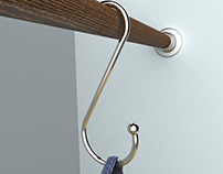 Denim Hook for Ralph Lauren