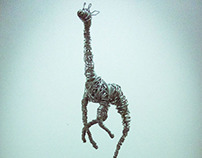 Sculpture_Giraffe