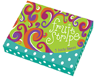 Out of the Box Project // Fruit Stripe Gum