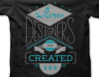 T-shirt Design // saa