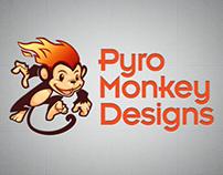 Pyro Monkey logo