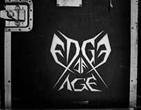 EDGE OF AGE // BAND LOGO