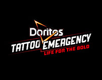 Pepsico - Doritos Tattoo Emergency