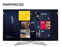 Mapping Go 智能电视系统概念设计