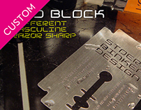 CUSTOM FONT: SBD Block