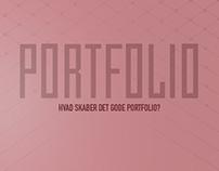 Det gode portfolio