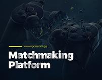 UGCesports | Matchmaking platform for gamers & eSports