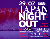 JAPAN NIGHT/OUT (SEASIDE EDITION)