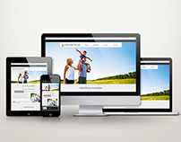 UI & UX Design / Desenvolvimento Front End