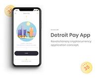 Detroit Pay App