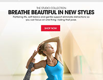 New Balance Studio Collection Email