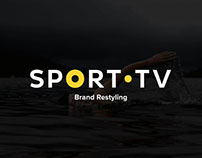 SPORT TV Rebrand 2016