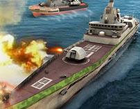 Army Warship