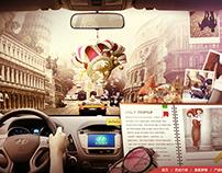 Hyundai_Sonata 8_Travel six European countries