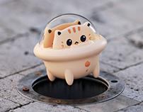 朵心丨UFO Emergency Mini Power Bank