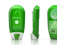 MINUKY - A refreshing new shower gel series