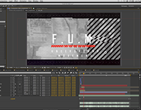 Motion Graphic - F.U.M. Trailer