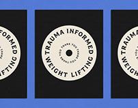 Trauma Informed Weight Lifting Identity