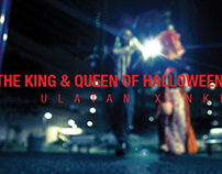 The King & Queen of Halloween + Villains