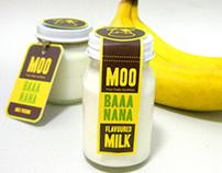 Moo Flavored Milk