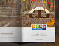 Outdoor Livinb Plus Bi-Fold Brochure