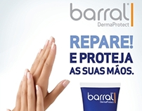 ADVERTISING - BARRAL DERMAPROTECT