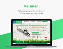 Kaltman/saws/Web design/UI/UX