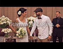 Casamento Gustavo & Carina - Trailer
