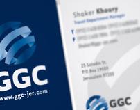 GGC (George Garabedian Company) Corporate ID