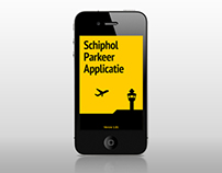 Schiphol Parking App